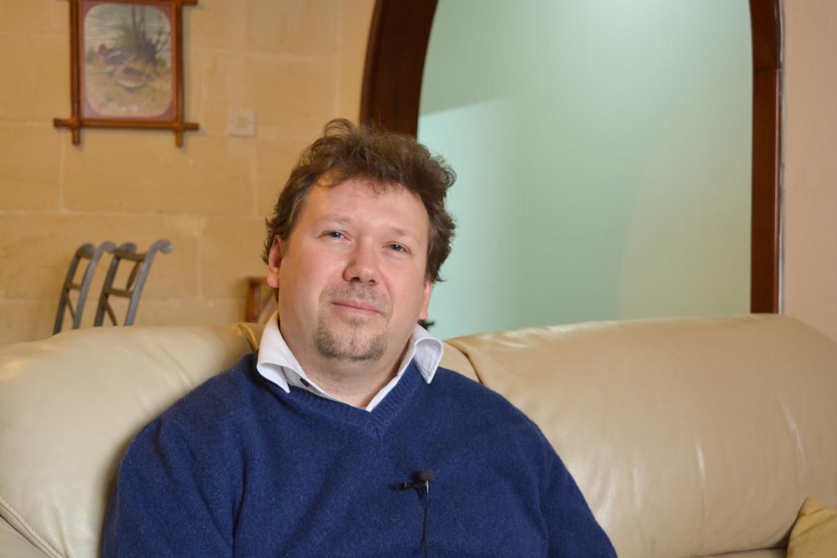 Un architetto d 39 interni a malta for Architetto d interni