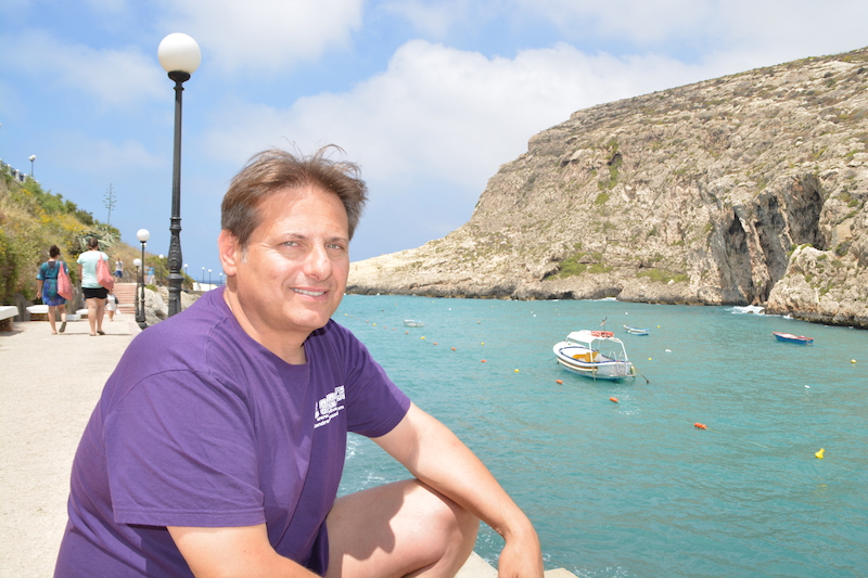 diving a gozo