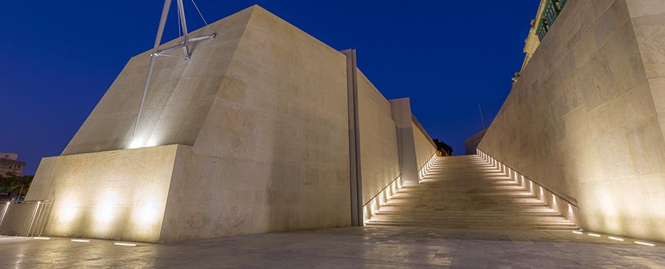 City gate realizzato da Renzo Piano
