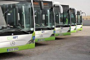 autobus di linea Malta