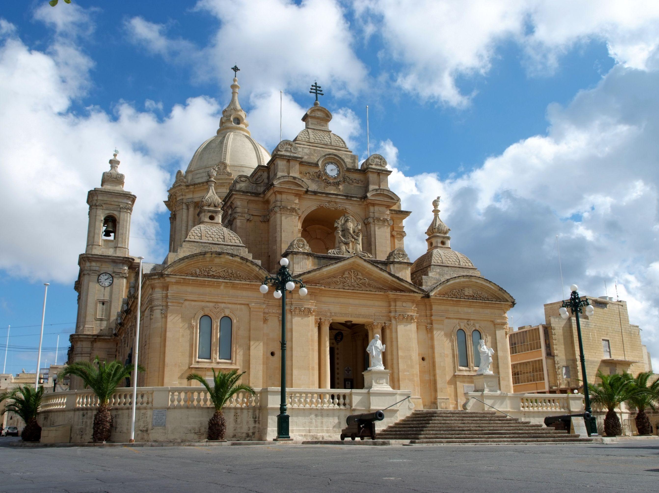 nadur-basilica