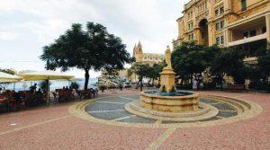 San Ġiljan Balluta square
