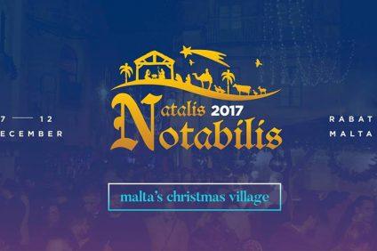 Il più importante mercatino di Natale di Malta