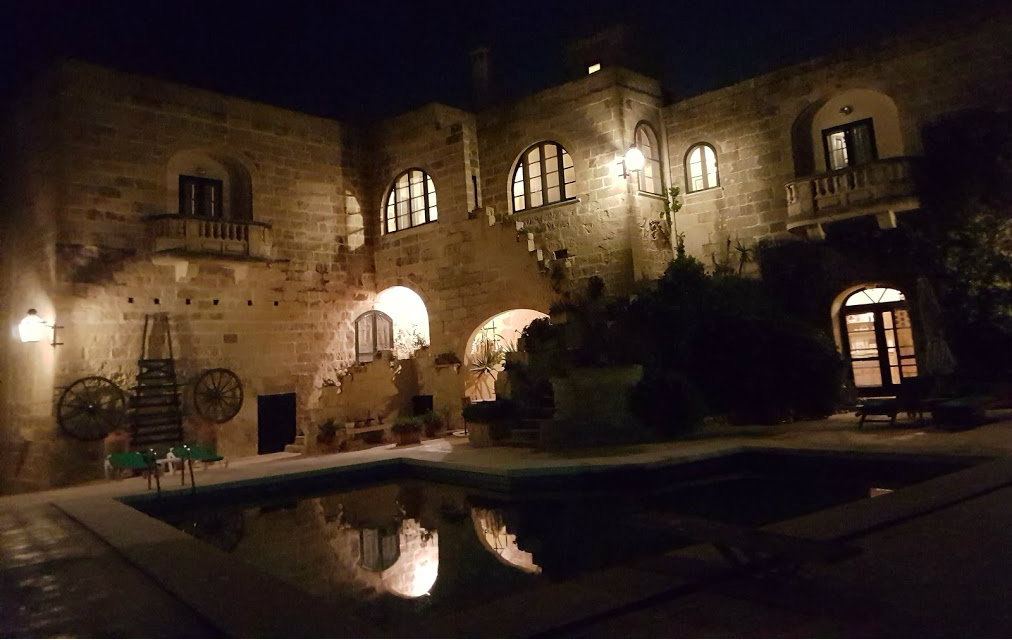 villa nell'isola di Gozo