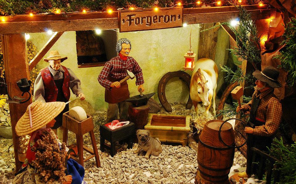 il presepe nella tradizione di Natale