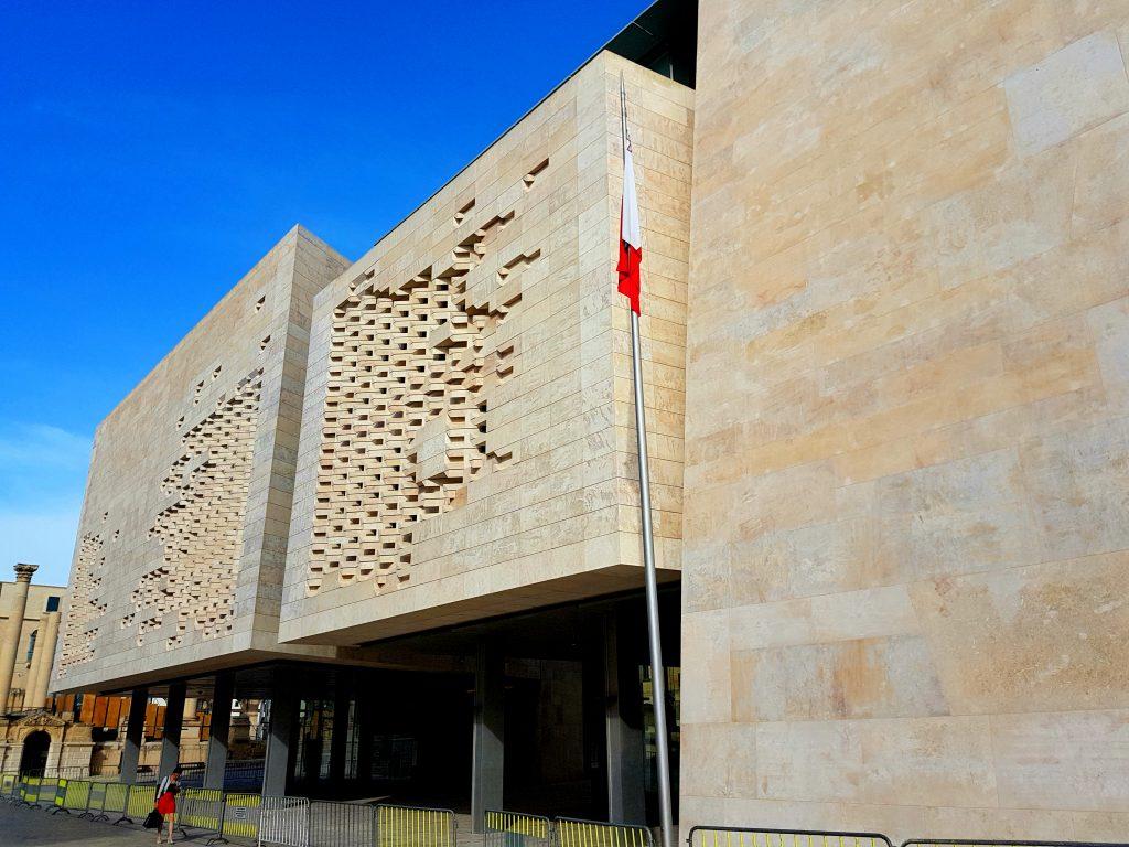 Il nuovo Parlamento realizzato da Renzo Piano