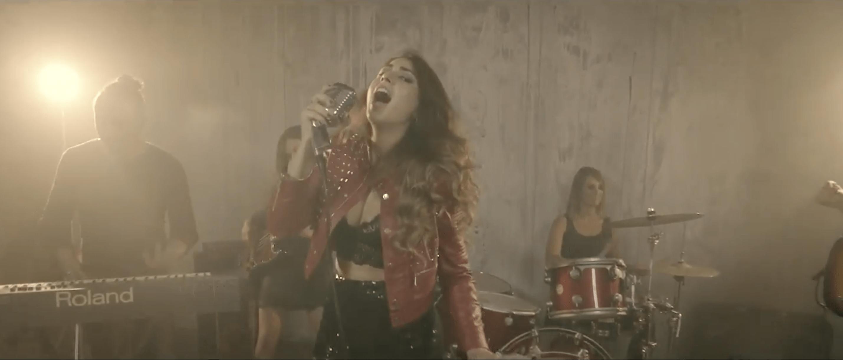 Matia Bazar a Malta - foto estratta dal video ultimo singolo