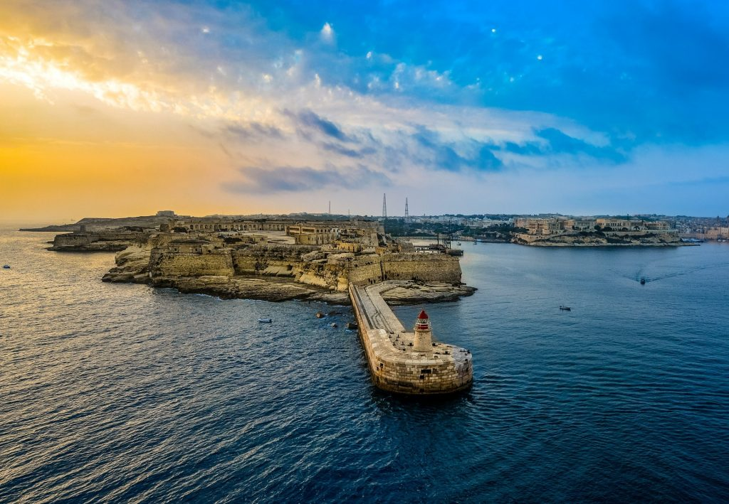 Vista Valletta, Malta