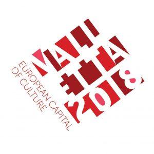 Logo Valletta 2018, credits: facebook @Valletta2018