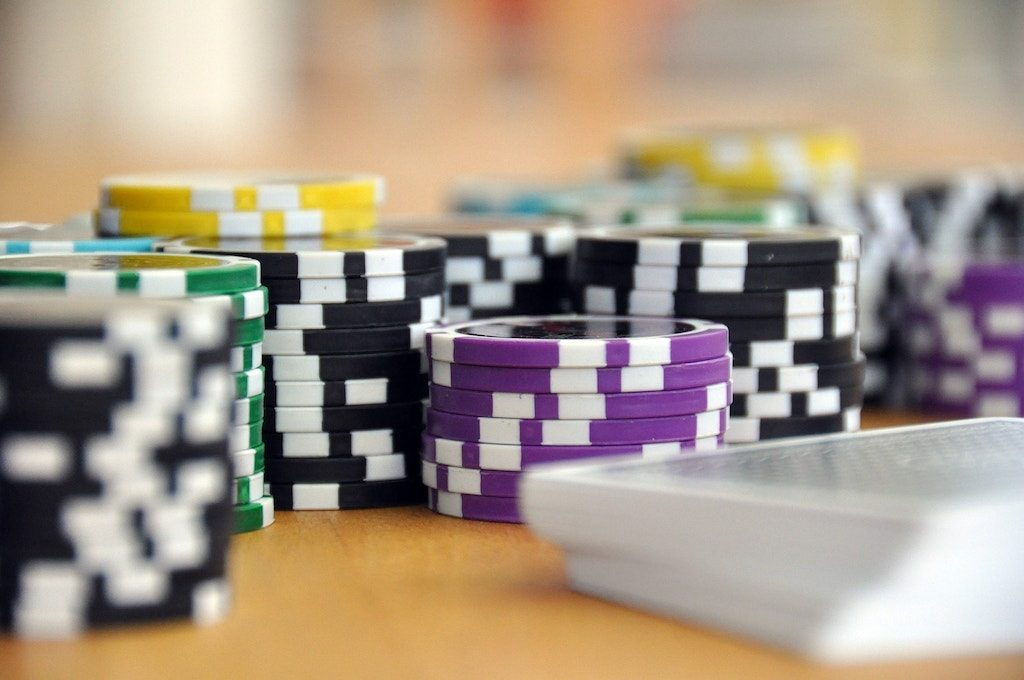 casino - chips di poker