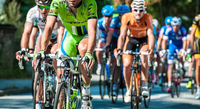 Il Giro d'Italia, bici