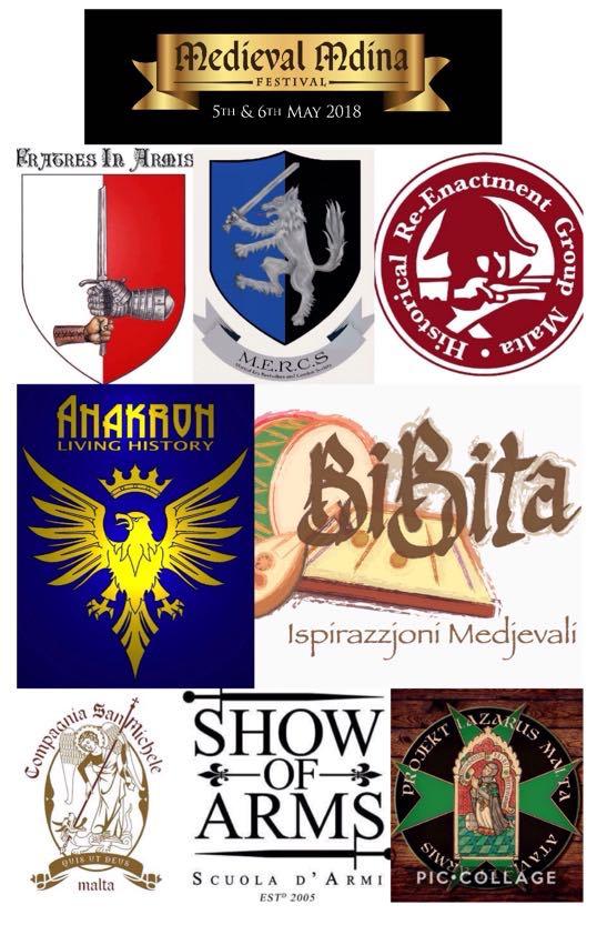 Medieval Mdina 2018, artisti locali confermati