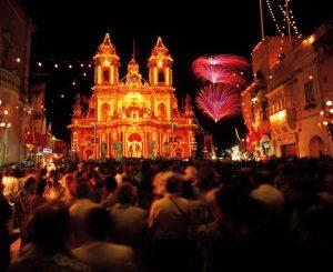 feste religiose a Malta