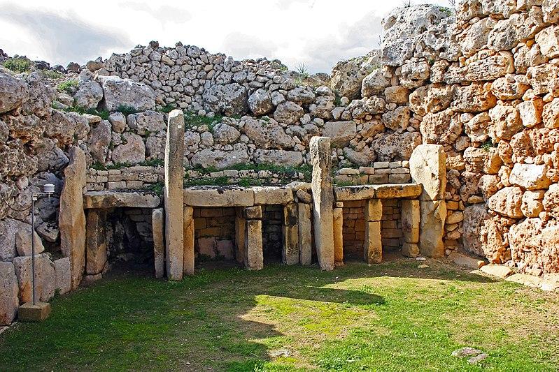 Ggantija_Temples Gozo