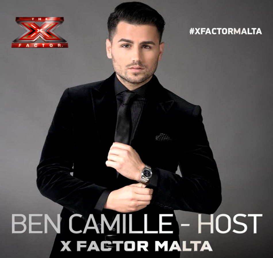 X Factor Malta Ben Camille