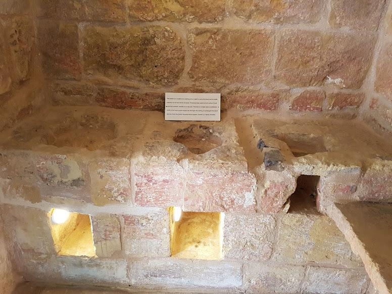 Le torri di guardia a Malta