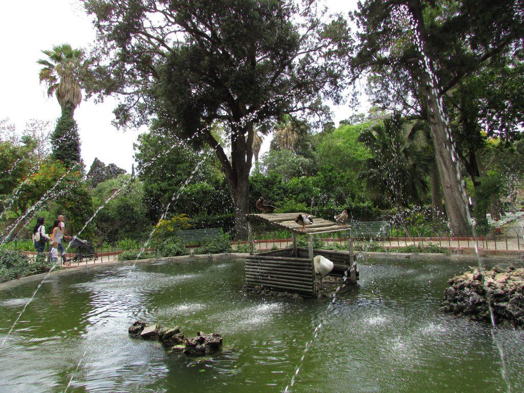 Giardini fantastici a Malta