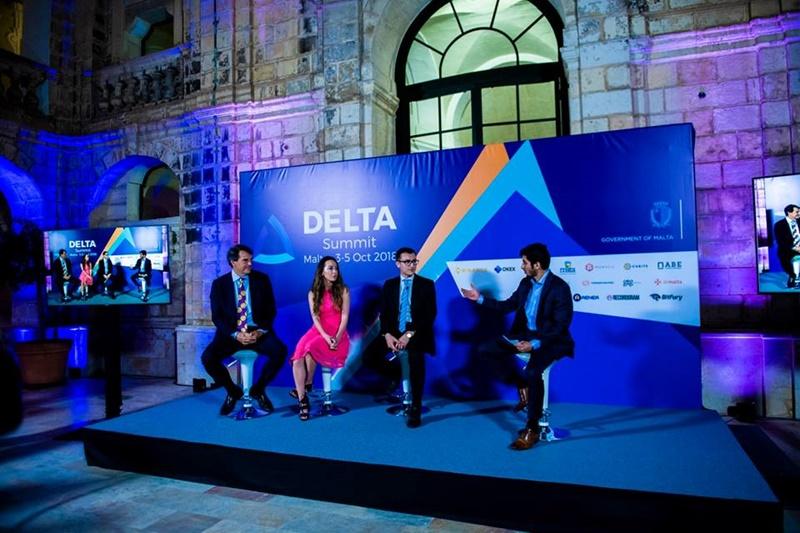 Summit delta a Malta