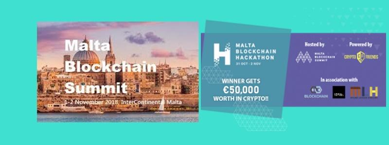 Blockchain week a Malta
