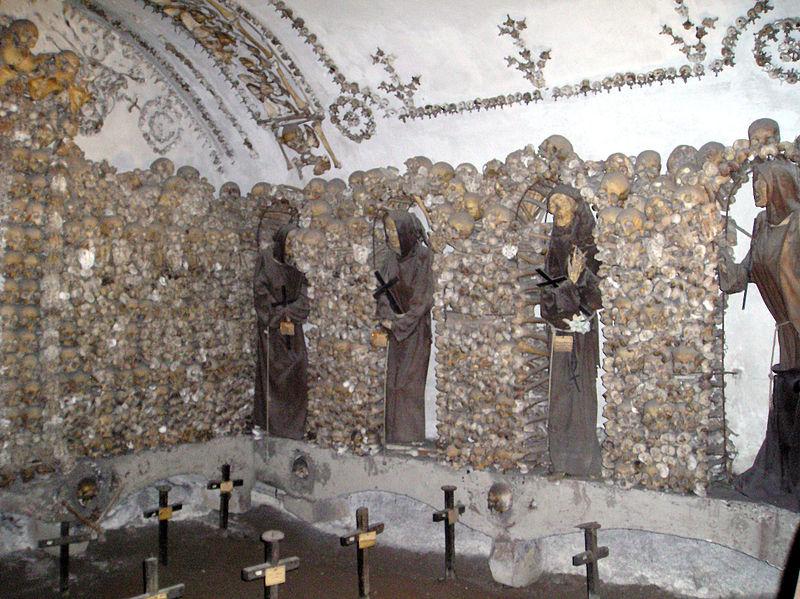 nibbia chapel, decorazioni interne