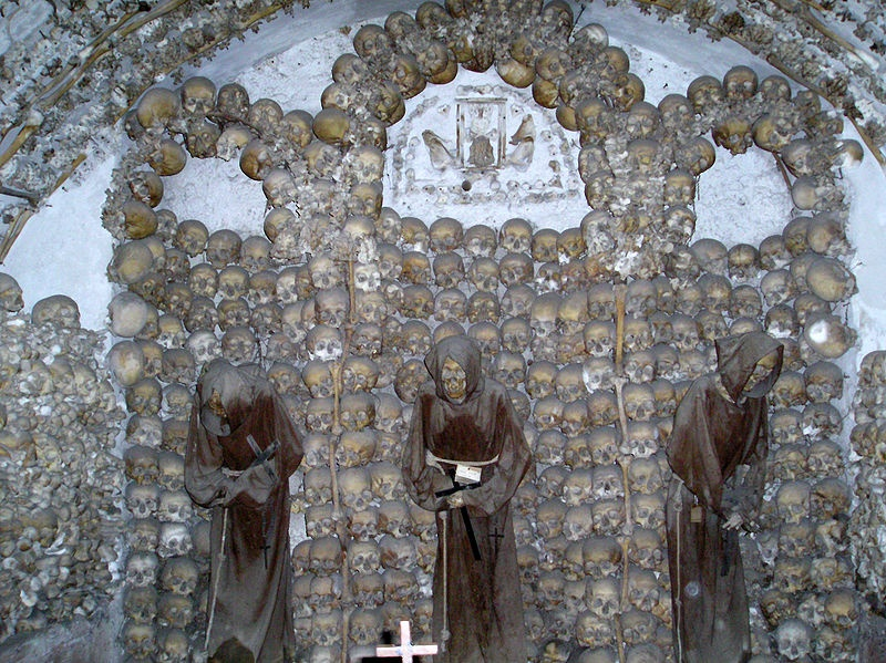 nibbia chapel, dettaglio della cappella