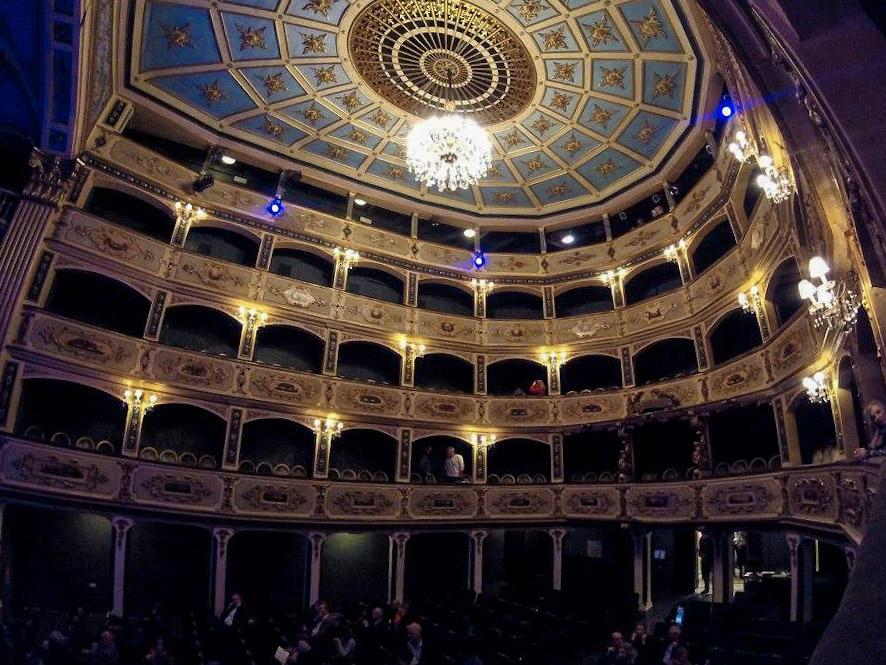 Teatro Manoel Note d'Europa