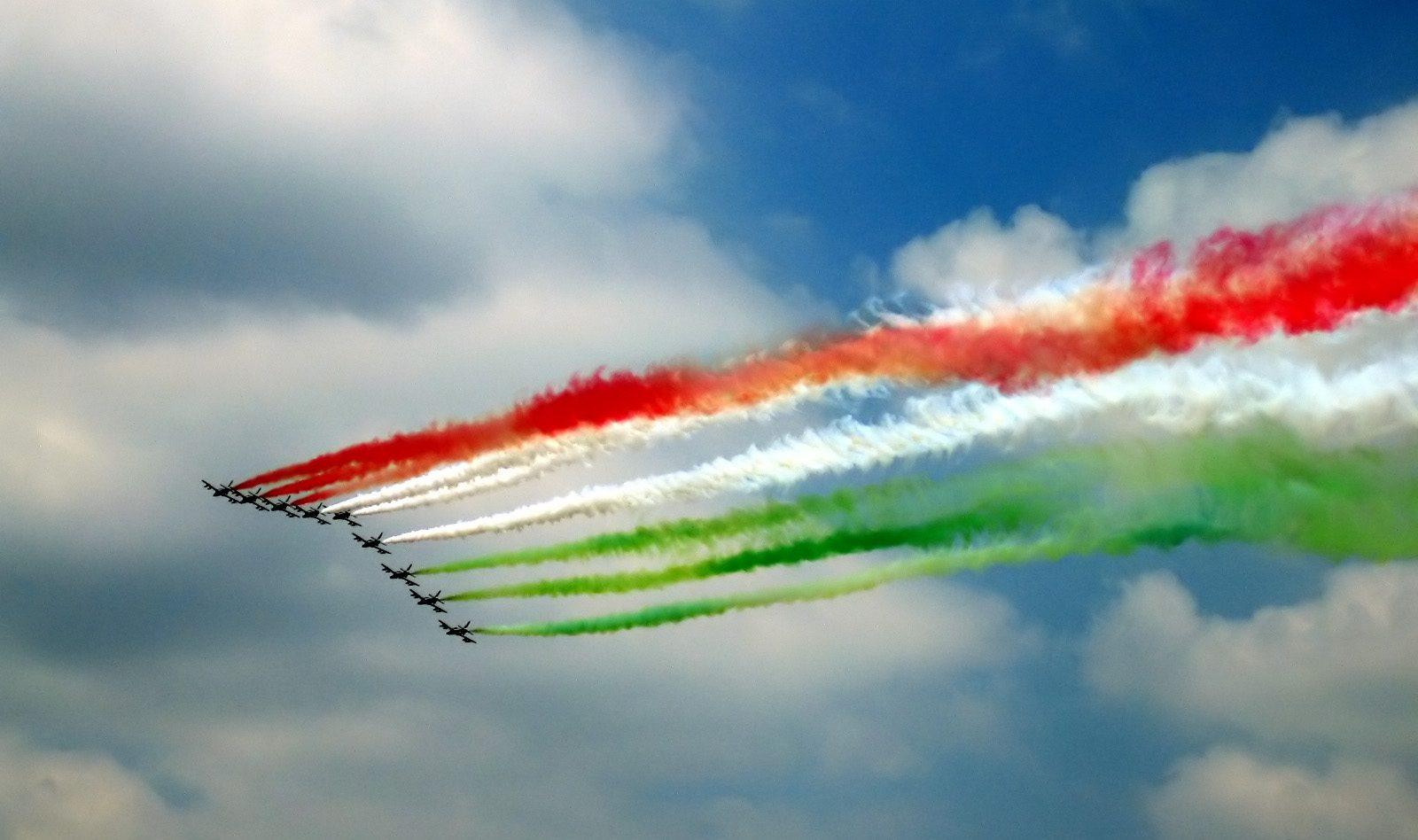 Tricolore Festa della Repubblica
