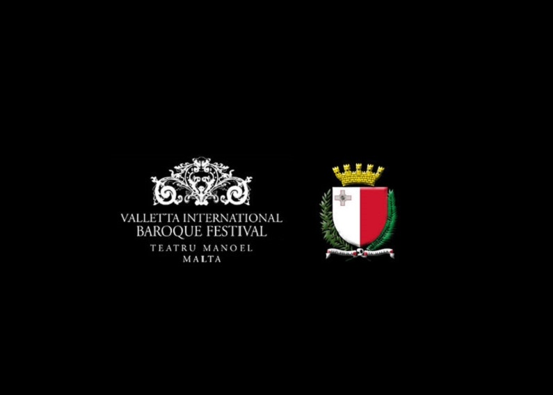 logo Valletta International Baroque Festival