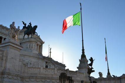 Tricolore Altare della patria