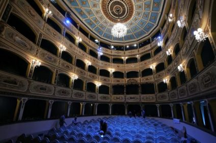 Valletta International Baroque Festival manoel