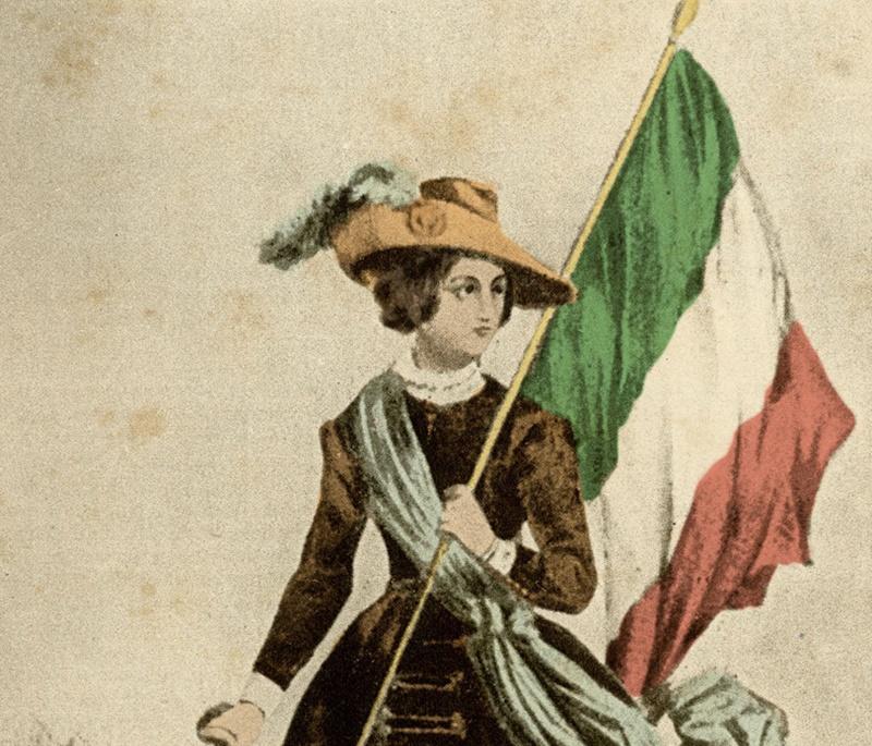 Cristina di Belgioioso- ritratto della nobildonna eroina risorgimentale