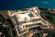 Fort Manoel, fortezza