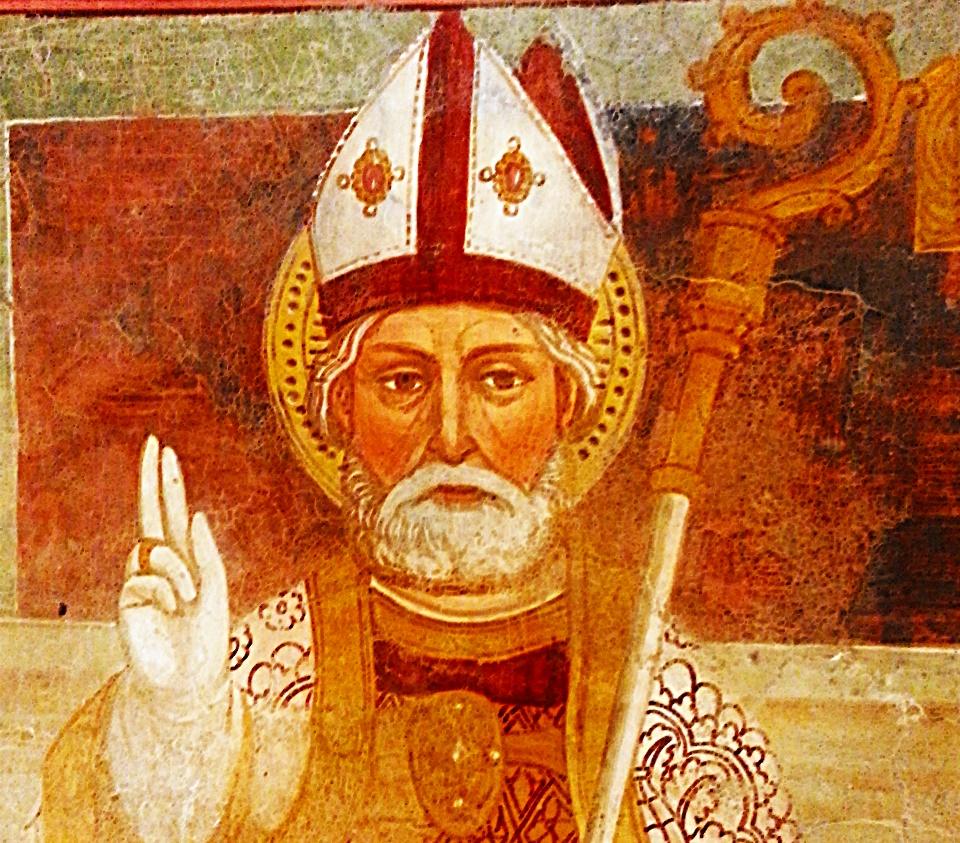 San Patrizio a Malta - icona di San Patrizio
