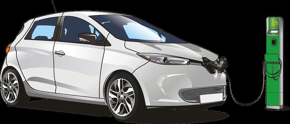 Car Sharing a Malta - immagine di prototipo d'auto elettrica