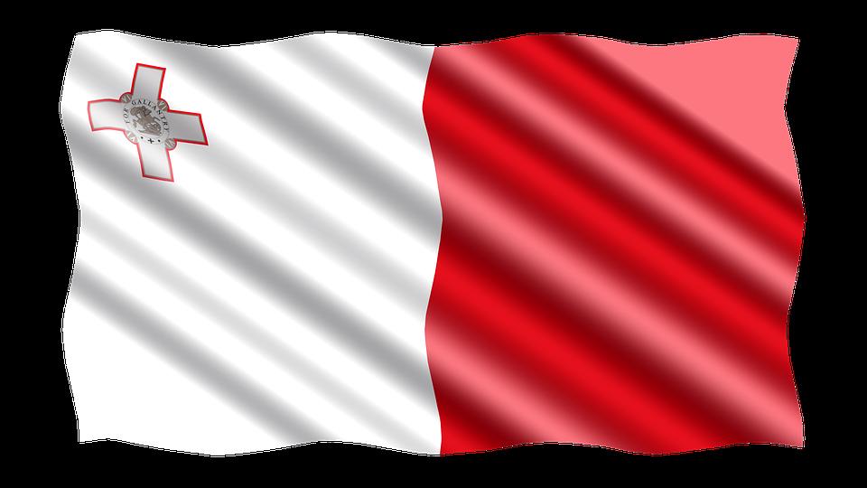 George Vella - bandiera maltese