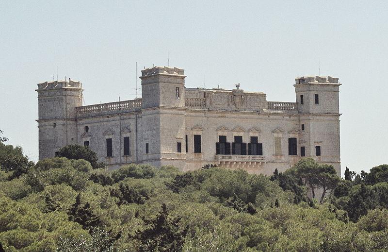 premio internazionale virdimura - palazzo Verdala