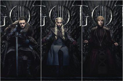 Locandina de Il Trono di Spade