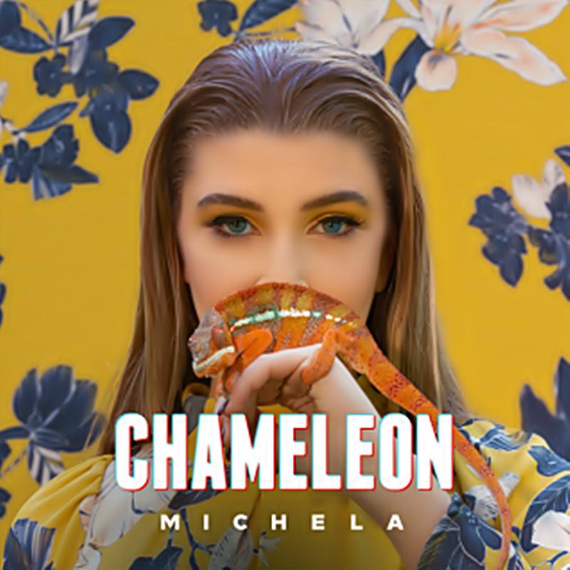 Michela Pace - copertina del singolo della cantante maltese