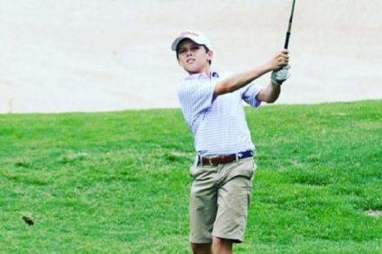 Malta Junior Open - una giovane golfista