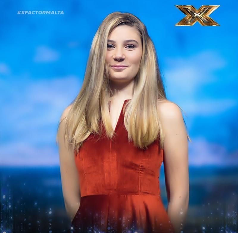 Michela Pace - una foto della cantante maltese