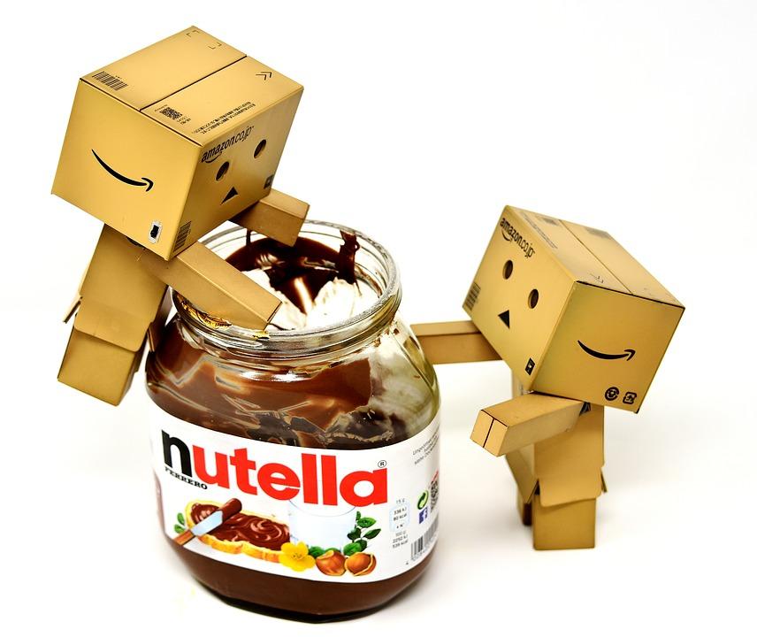 nutella Festival - immagine pubblicitaria della Nutella