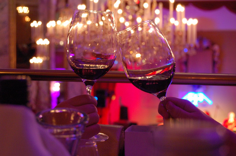 Malta International Wine Festival - brindisi in una serata di gala