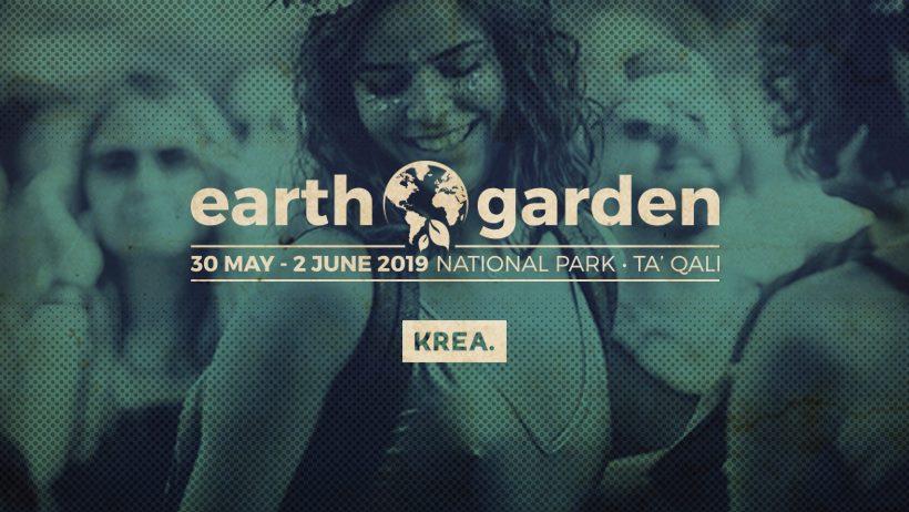 Locandina di Earth Garden 2019