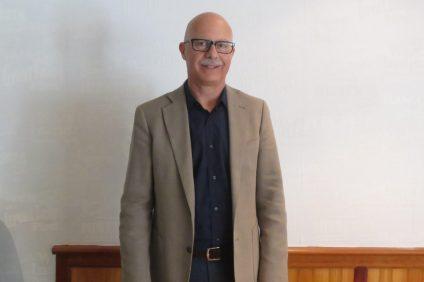 Mario Pace docente all'Università di Malta