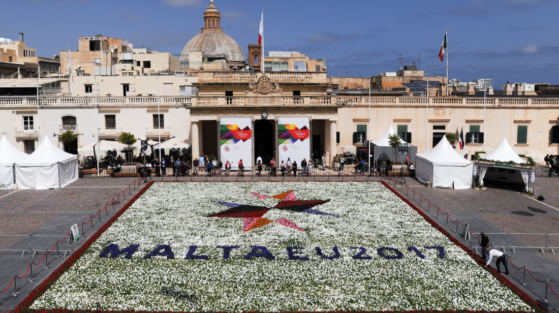 Valletta Green Festival 2017