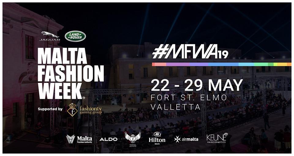 Malta Fashion Week: locandina