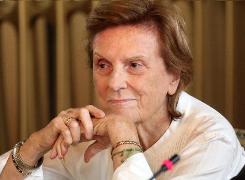 La regista Liliana Cavani, ospite del Valletta Film Festival