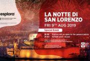 La notte di San Lorenzo - locandina dell'evento