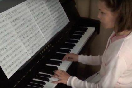 Great oak: hamal al piano