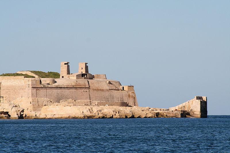 Fort St. Elmo, location del Malta Craft Beer Festival